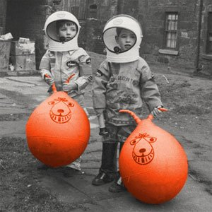 70's space hopper