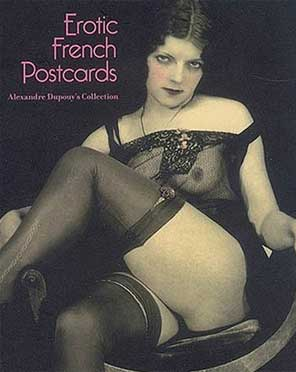 erotic french postcards book