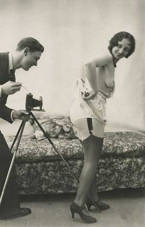 naughty 1920s photography