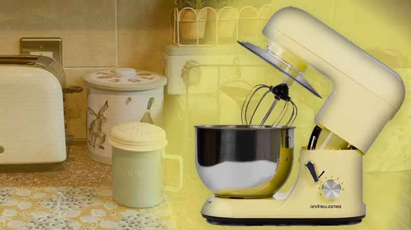 Andrew James Electric Food Stand Mixer