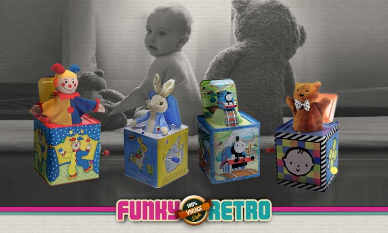 funky jack in the box toys
