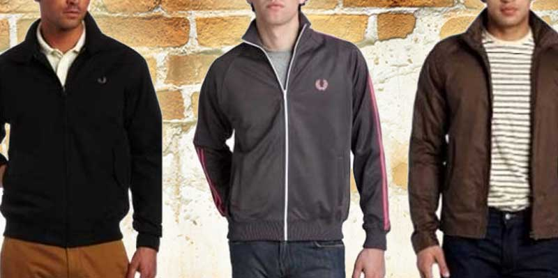 vintage fred perry jackets